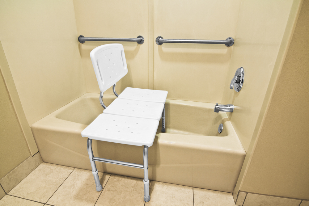 Shower Benches and Chairs