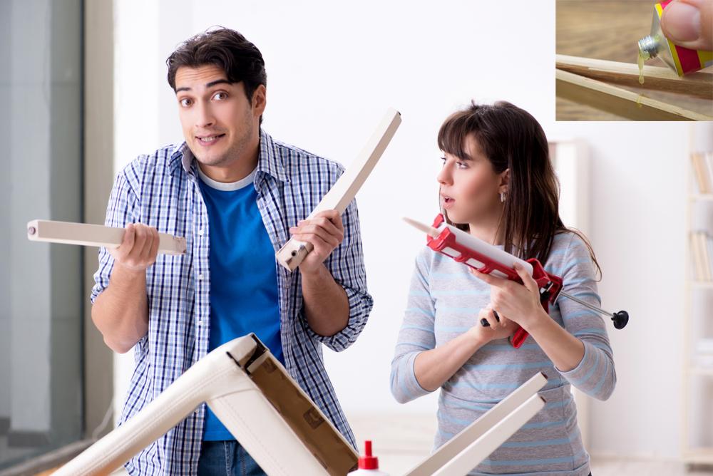 Wood Glue for Furniture